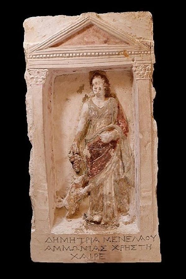 Ελληνικά ταφικά μνημεία της ρωμαϊκής εποχής ανακαλύφθηκαν στην Σακκάρα