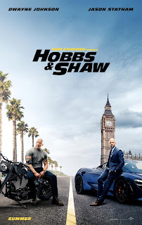 Fast & Furious Presents: Hobbs & Shaw - Poster & Trailer