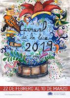 Punta Umbría - Carnaval 2019 - Carnaval sin fin - Manuela Pérez Hernández