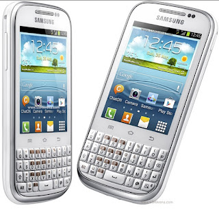 """Cara Flash [Instal ulang] Samsung Galaxy Chat B5330"""