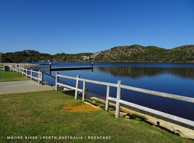 Moore River, Perth Australia