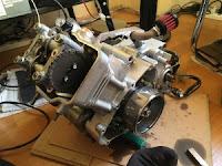 Honda CBR 125 Bore kits ( how fast )
