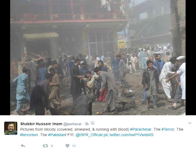 NEWS | 22 Killed in Parchinar Explosion in Pakistan