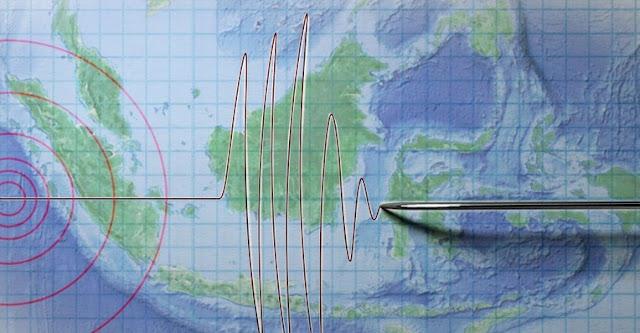 Gempa 5,4 SR Guncang Sumbawa NTB