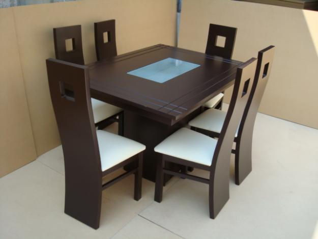 Decorando dormitorios fotos de sillas de comedor minimalista - Fotos de comedor ...