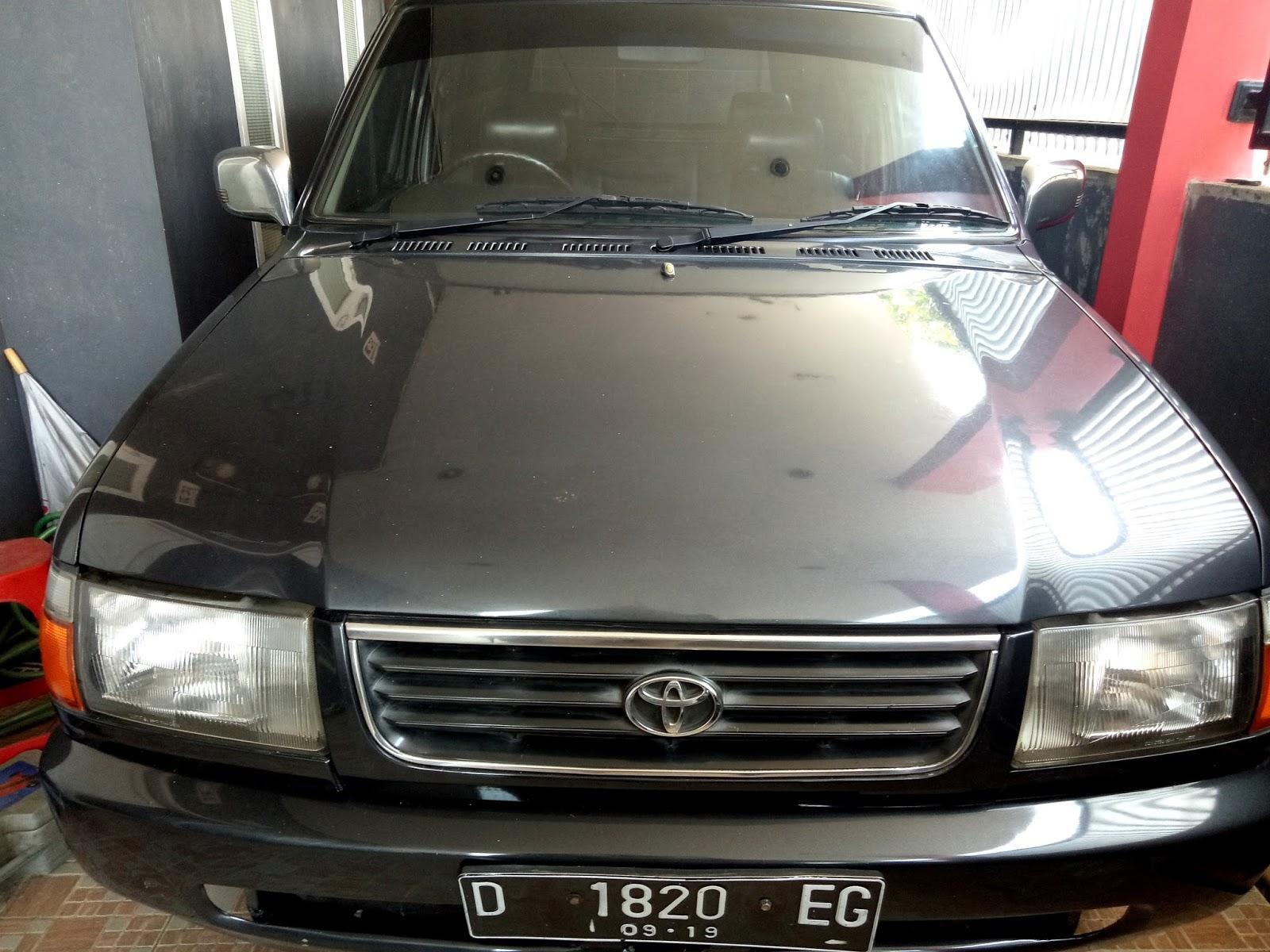 Dijual Mobil Keluarga Toyota Kijang Lgx Manual Mulus