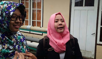 Mahasiswi Unwiku Apresiasi TMMD Rempoah