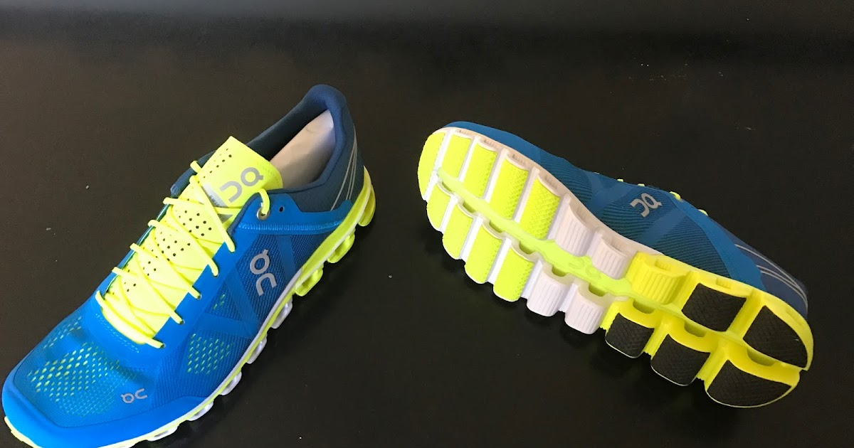 Road Trail Run: ON Running Cloudflow Review: Smoothing the Run Flow