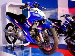Foton Modifikasi Yamaha Jupiter Z Road Race  MyOtomotif