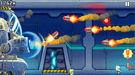 Jetpack Joyride Mod Apk Unlimited Money v1.9.3
