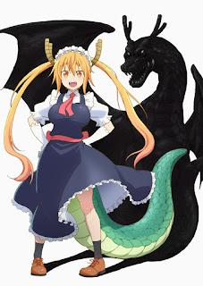 Kobayashi-san Chi no Maid Dragon (小林さんちのメイドラゴ)
