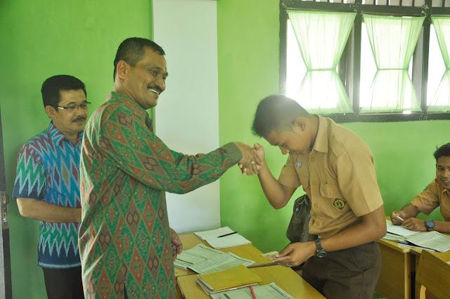 Beasiswa Anak Sekolah di Aceh Jaya Habiskan Rp 11,6 Miliar Lebih