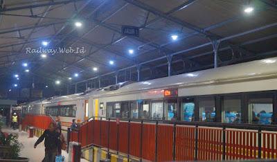 Kereta Api Wijayakusuma