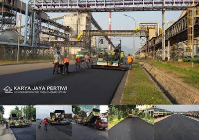 Jasa Perbaikan Jalan, Kontraktor Pengaspalan, Jasa Aspal Hotmix