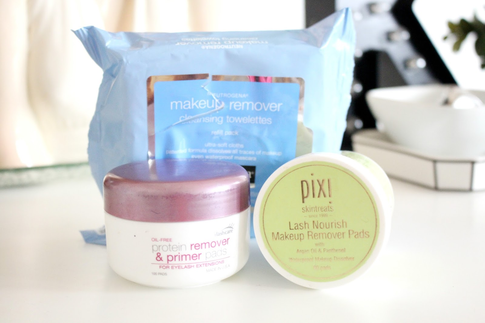 gentle makeup removers