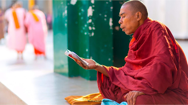 Consejo de un monje Budista para limpiar tu hogar de malas energías