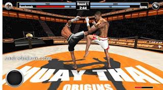 Game Android Terbaik Muay Thai Fighting Origins Full