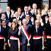 KUCZYNSKI: TOMÓ JURAMENTO A SU NUEVO GABINETE MINISTERIAL