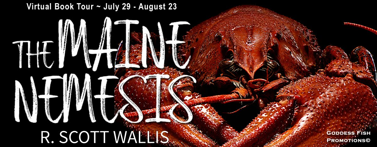 The Maine Nemesis Blog Tour