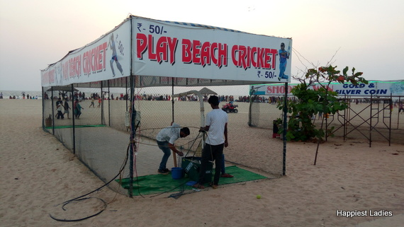 what to do in malpe beach