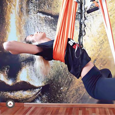 cursos yoga aereo