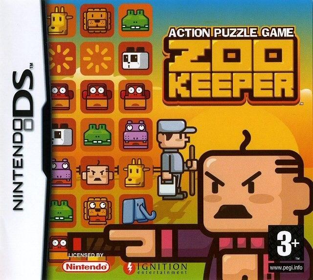 Zoo Keeper (E) (Trashman)