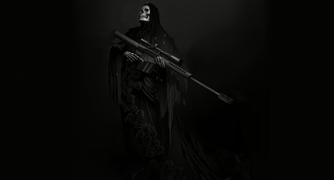 DEATH Wallpaper Engine