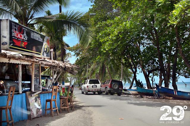 Puerto Viejo - den karibiska byn