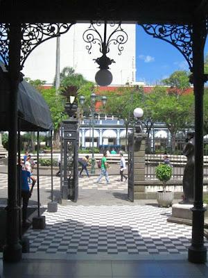 Teatro Nacional en San Jose