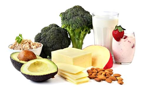Eat Plenty of Foods Rich in Calcium