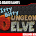 Itty Bitty Dungeon Delve Kickstarter Preview