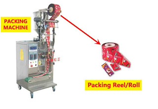 Packing Sachet Roll/Reel