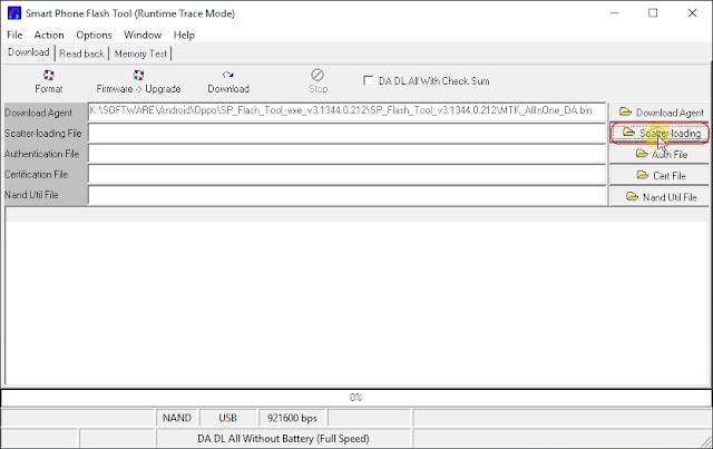 Sekarang arahkan kepada file . TXT yang ada pada folder Firmware atau ...