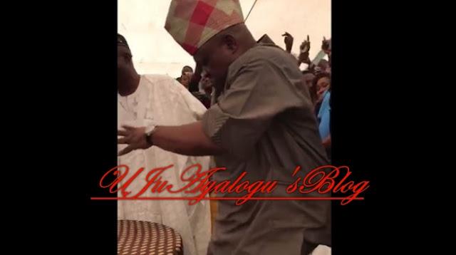 TRENDING VIDEO: Senator-elect Adeleke's victory dance