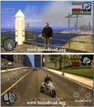 Download GTA LCS PPSSPP PSP ISO High Compress