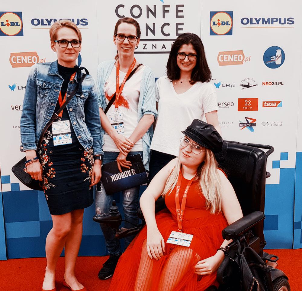 wyjazd na blog conference poznań czy warto