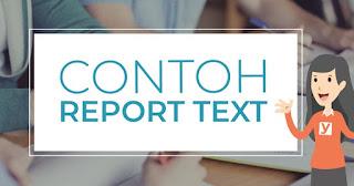 Google Image - Contoh Report Text About Teknologi Dalam Bahasa Inggris Dan Artinya