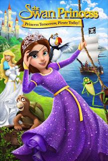 The Swan Princess: A Princess Tomorrow, A Pirate Today (2016) เจ้าหญิงหงส์ขาว ตอน ผจญภัยเจ้าหญิงโจรสลัด
