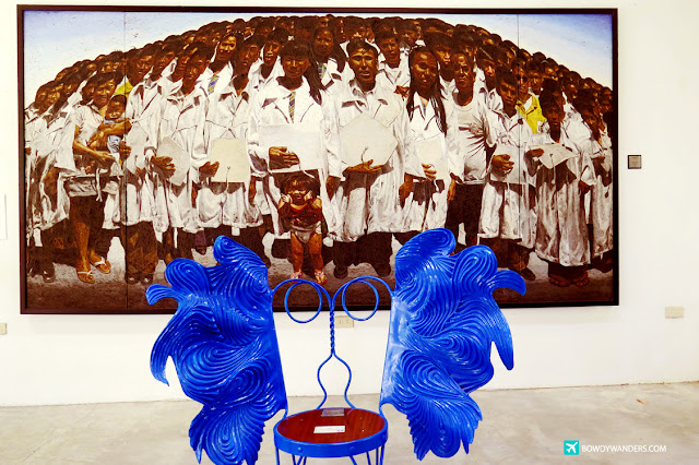 bowdywanders.com Singapore Travel Blog Philippines Photo :: Philippines :: Pinto Art Museum: World Class Art Gallery That's Proudly Filipino