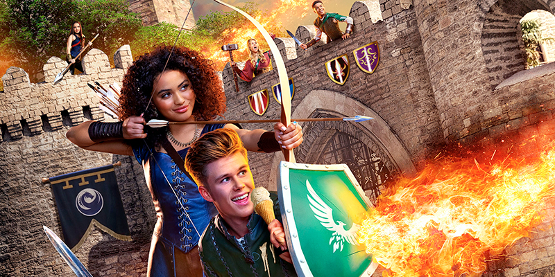 NickALive!: Nickelodeon Turkey to Premiere 'Knight Squad' on