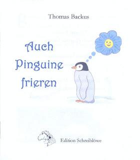fünf kleine pinguine
