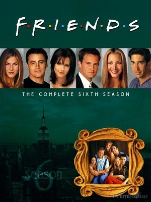 Friends - 6ª Temporada Série Torrent Download