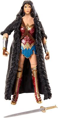 WONDER WOMAN La Película - Muñeco - Figura : Mujer Maravilla : Gal Gadot | DC Multiverse | Mattel 2017 CONTENIDO CAJA