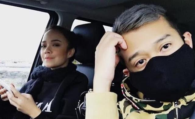Gambar Nora Danish dan Nedim Nazri Bercuti di Iceland