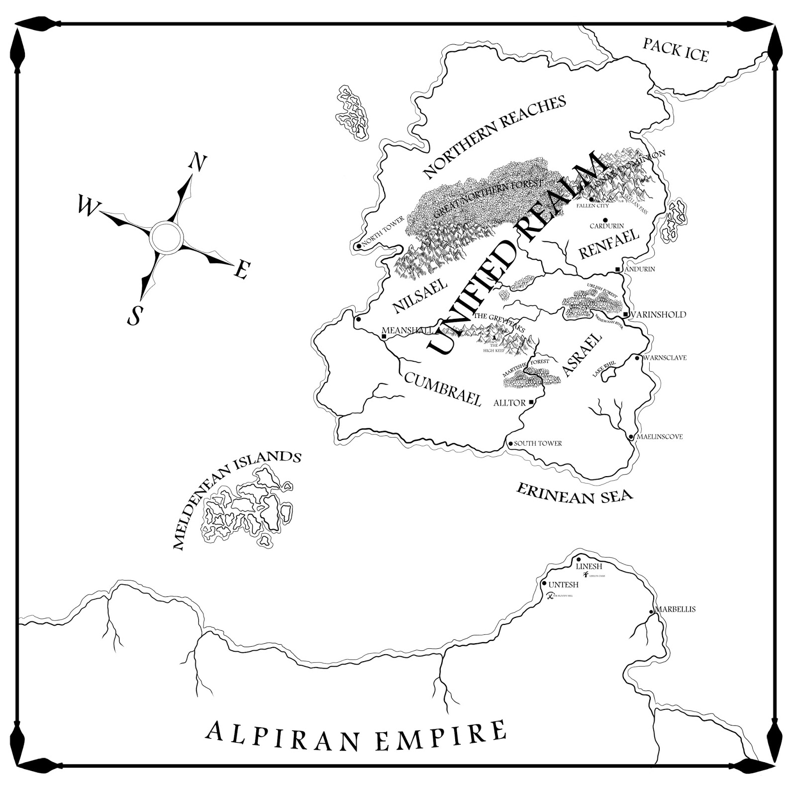 a Fantasy Reader: Index of maps