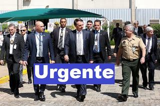 PF Descobre Plano De Atentado Para Matar Bolsonaro