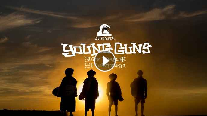 2018 Quiksilver Young Guns The Surf Ranch Showdown