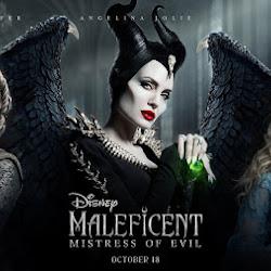 Nuevo Banner Oficial De Maleficent Mistress Of Evil Jposters