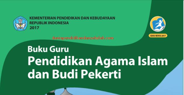 Download Buku Guru Siswa Dan Rpp Pendidikan Agama Islam Pai Kelas 1 Sd Mi Kurikulum 2013