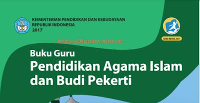 Download Buku Guru, Siswa dan RPP Pendidikan Agama Islam (PAI) Kelas 1 SD/ MI Kurikulum 2013 Revisi 2017